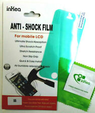 Anti Shock Film/Shatter Proof Screen Protector Galaxy S3 S4 S5 S6 NOTE 2 3 4