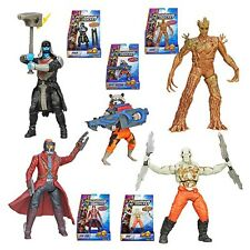 Figure Action GUARDIANI GALASSIA 13cm HASBRO Marvel a scelta Guardians Galaxy