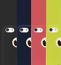 mStick Soft Silicone TPU Premium Back Cover Case for Apple iPhone 5 / 5S