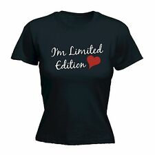 Im Limited Edition Heart Ladies T-SHIRT Girlfriend Funny Present Gift Christmas