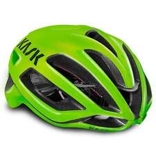 KASK Protone Pro Tour Road Cycling Helmet - Lime Green