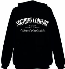 Southern Comfort Jumper Band Hoodie Whatever's Comfortable Varsity Jacket
