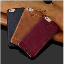 *ORIGINAL Pierre Cardin Leather Back Cover Case For Apple iPhone 5/5S*