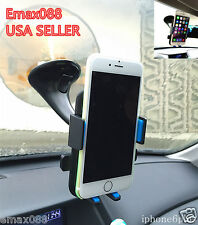 Car Windshield Suction Holder Mount Stand For Mobile Smart Cell Phone GPS IPOD