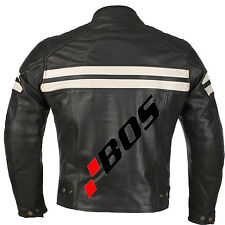 GIACCA MOTOCICLISTA,GIACCA,MOTO, GIACCA IN PELLE,GR. 3XL