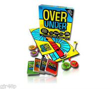 Bella Spencer Games Over Under Game Family Entertainment Game 2 or More Players