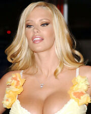 JENNA JAMESON BUST SEXY IN YELLOW TOP PHOTO OR POSTER