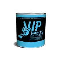 SMALTO VERNICE AD ACQUA LUCIDO PER ESTERNI ED INTERNI- BASE TR-VIP JCOLOR-750ml.