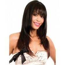 Sleek Synthetic Hair Beyonce Wig With Free Wig Cap
