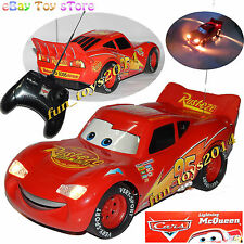 Battery Operated Remote Control Lighting RC Toy Car for birth day Kids