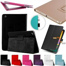 Smart PU Leather Case Cover For Apple iPad 5 ( Air 1) With Free Stylus Pen