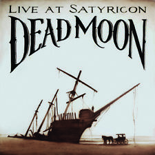 Tales From The Grease Trap 1: Live At Satyricon - Dead Moon (2015, CD NUOVO)