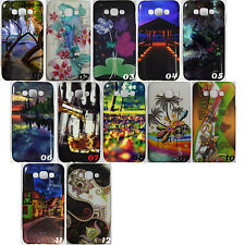 Available 60+ Designer Printed Soft Back Cover Case For Samsung Galaxy E7