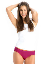 Jockey Comfies Bikini Brief 2 PC Pack Style 1525 (Dark Assorted)