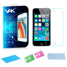 Tempered Glass Screen Protector Scratch Resistant 9H Hardness For Apple Ipod