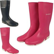 Womens Girls Young Ladies Waterproof Wellington Wellies Rain Boots Shoes Sizes
