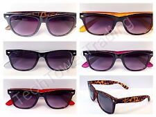 Wayfarer Sunglasses Aviator Men's Ladies Womens Retro Vintage Sunglass