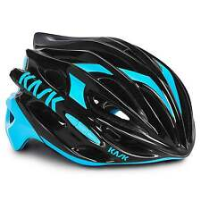 KASK Mojito 16 Road Cycling Helmet - Black/Blue (2016)