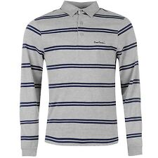 Polo Manches Longues Homme PIERRE CARDIN Taille S Neuf