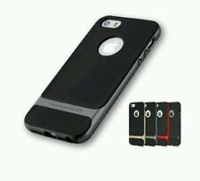 100% ORIGNAL Rock Royce Series Double Layer Cover Case for Apple iPhone 5/5S
