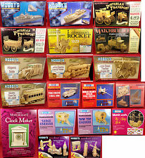 Match Stick Modelling Kits - 29 designs to choose from