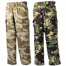 DPM Soldier 95 Desert Trousers Combat Mil Com British Army Military Clothing