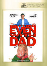 Getting Even With Dad (2015, DVD NUOVO) (REGIONE 1)