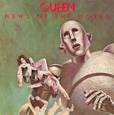 Queen News Of The World Vinyl LP 1977 Original UK Album EMI – EMA 784 EX/VG+