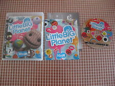 PS3 LITTLE BIG PLANET PAL UK COMPLETO PLAYSTATION 3