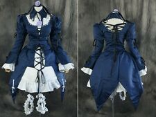 H-086 Rozen Maiden Suigintou Cosplay Kostüm costume dress kleid lolita n. Maß