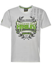 T-Shirt Col V Homme EVERLAST (Du S au XL) (Taille Grand) Neuf