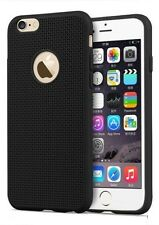 Luxury Grid Pattern Soft Silicone TPU Back Case Cover For Apple iPhone 6/6S