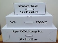 Wedding Dress Storage Travel Bo 3 Sizes Includes Largest Box Available
