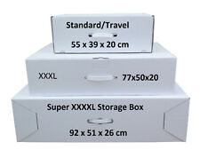 Wedding dress Storage u0026 Travel boxes 3 Sizes. Includes largest box available. : storage box sizes  - Aquiesqueretaro.Com