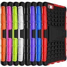 HEAVY DUTY TOUGH SHOCKPROOF WITH STAND HARD CASE COVER FOR HUAWEI HONOR HOLLY