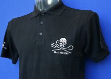 Polo Unisex Sea Shepherd Scuba Dive Jolly Roger Polo shirt
