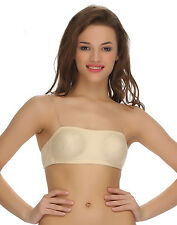 Clovia Cotton Rich Tube Bra With Detachable Straps (BR0377P24)
