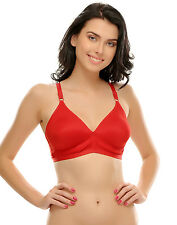 Clovia Double Layered Plus Size T-Shirt Bra In Cotton (BRF236P04)