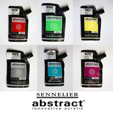 Sennelier Abstract Innovativo Acrilico Colori Dell'Artista 120ml Sacchetto - 60