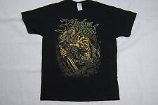 3 INCHES OF BLOOD VIKING T SHIRT NEW OFFICIAL LONG LIVE HEAVY METAL CAM PIPES