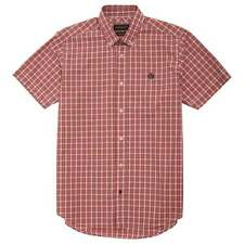Henri Lloyd Seal Mini Check Shirt, Red