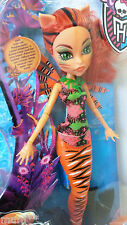 Monster High Great Scarrier Reef Doll Toralei, Frankie Stein or Lagoona Blue New