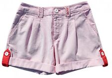 Helly Hansen Shorts Oslo Fjord Shorts für Damen in rot-weiß gestreift, Gr. 28,30