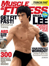 Muscle and Fitness Magazines 2014 Collection USA Editions