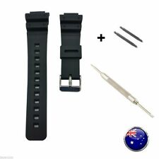 WATCH STRAP BAND & PINS Fits Casio G Shock 16mm DW6600 G-6900 GW6900 + Many More