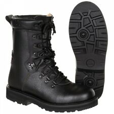 Kampfstiefel Mod 2000 Lederfutter Army Stiefel BW Schuhe Armee Boots Outdoor