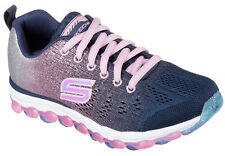 Skechers 80035L Air Women's Navy Pink Trainers