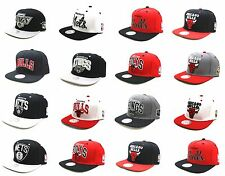 NEU MITCHELL AND NESS & NEW SNAPBACK CAP CHICAGO BULLS ERA NBA BASKETBALL KAPPEN