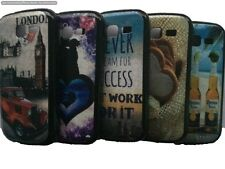 For Samsung Galaxy Trend S7392 / S7390 Back Cover Designer Printed Soft Case