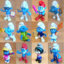 McDonalds Happy Meal Toy 2013 The SMURFS 2 Movie Character - VARIOUS